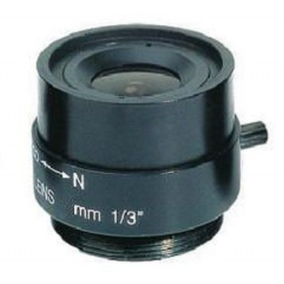 8 mm Sabit Iris Fixed Lens